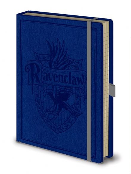 Harry Potter Ravenclaw Leather Look A5 Notebook